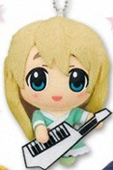 K-On 3'' Plush Key Chain Yukata Tsumugi