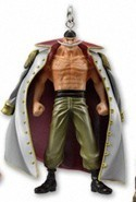 One Piece Figure Key Chain Whitebeard