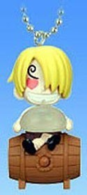 One Piece Light Up Key Chain Sanji