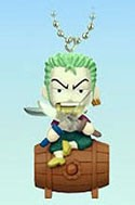 One Piece Light Up Key Chain Zoro