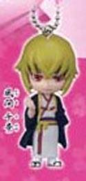 Hakuouki Kazama Mascot Key Chain