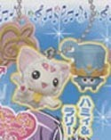 Pretty Precure Animals Mascot Key Chain