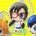Neon Genesis Evangelion Puchi Mari Mascot Key Chain