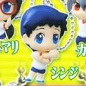Neon Genesis Evangelion Puchi Shinji Mascot Key Chain