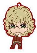 Tiger and Bunny Deformation Key Chain Barnaby