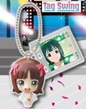 iDOLMaSTER Mascot Key Chain Haruka Amami