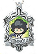 Hitman Reborn Metallic Swing Charms Lambo