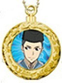 Hitman Reborn Metallic Swing Charms Asari Ugetsu