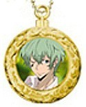 Hitman Reborn Metallic Swing Charms Lampo