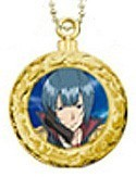 Hitman Reborn Metallic Swing Charms Daemon Spade