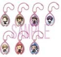 Hakuouki Metal Key Chain Set of 7