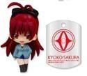 Puella Magi Madoka Magica Kyoko Mascot Key Chain School Uniform