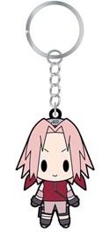 Naruto Shippuuden Rubber Key Chain Sakura