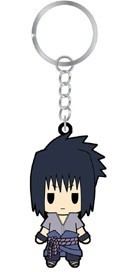 Naruto Shippuuden Rubber Key Chain Vol. 2 Sasuke