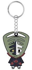 Naruto Shippuuden Rubber Key Chain Vol. 2 Zetsu