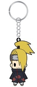 Naruto Shippuuden Rubber Key Chain Vol. 2 Deidara