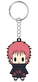 Naruto Shippuuden Rubber Key Chain Vol. 2 Sasori