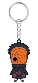 Naruto Shippuuden Rubber Key Chain Vol. 2 Tobi