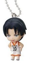 Kuroko's Basketball Takao Swing Key Chain