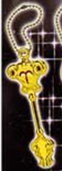 Fairy Tail Aries Lucy's Celestial Key Key Chain