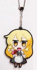 Touhou Project Marisa Akaneya Rubber Key Chain
