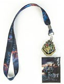 Harry Potter Lanyard Key Chain
