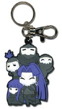 Fate Zero Assassin SD PVC Key Chain