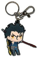 Fate Zero Lancer SD PVC Key Chain