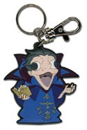 Fate Zero Castor SD PVC Key Chain