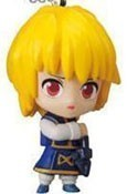 Hunter X Hunter Kurapika Red Eyes Mascot Key Chain