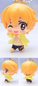 Free! - Iwatobi Swim Club Nagisa SK Japan Mascot Key Chain