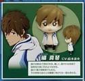 Free! - Iwatobi Swim Club Makoto Tomy Mascot Key Chain