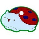 Bravest Warriors Catbug Rubber Key Topper