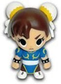 Street Fighter Chun Li Mascot Key Chain