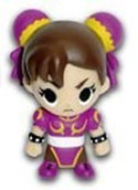 Street Fighter Chun Li Color Var. Mascot Key Chain