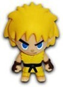 Street Fighter Ken Color Var. Mascot Key Chain