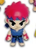 Street Fighter Ryu Color Var. Mascot Key Chain