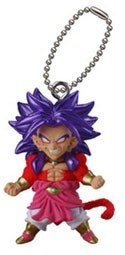 Dragonball Z Broly Mascot Key Chain The Best Vol. 11