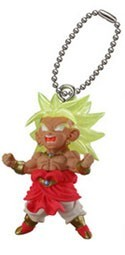 Dragonball Z Super Saiyan Broly Mascot Key Chain The Best Vol. 11