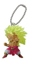 Dragonball Z Super Sayan 3 Broly Mascot Key Chain The Best Vol. 11