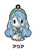 Fire Emblem Fates Azura Rubber Strap Vol. 1 Key Chain