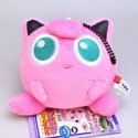 Pokemon 4'' Jiggly Puff Banpresto Prize Plush Key Chain