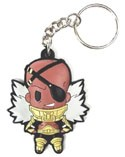 Fire Emblem Awakening Basilio Rubber Key Chain