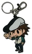 Tiger and Bunny SD Kotetsu Key Chain