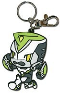 Tiger and Bunny SD Wild Tiger Key Chain