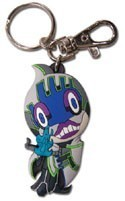 Tiger and Bunny Lunatic SD PVC Key Chain