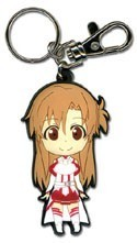 Sword Art Online SD Asuna PVC Key Chain