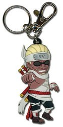 Naruto Shippuuden SD Killer Bee Key Chain