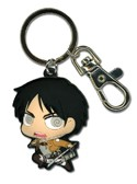 Attack on Titan Eren SD Key Chain