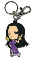 One Piece Boa Hancock PVC Key Chain